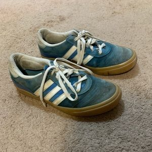 Men's Blue Adidas Busenitz